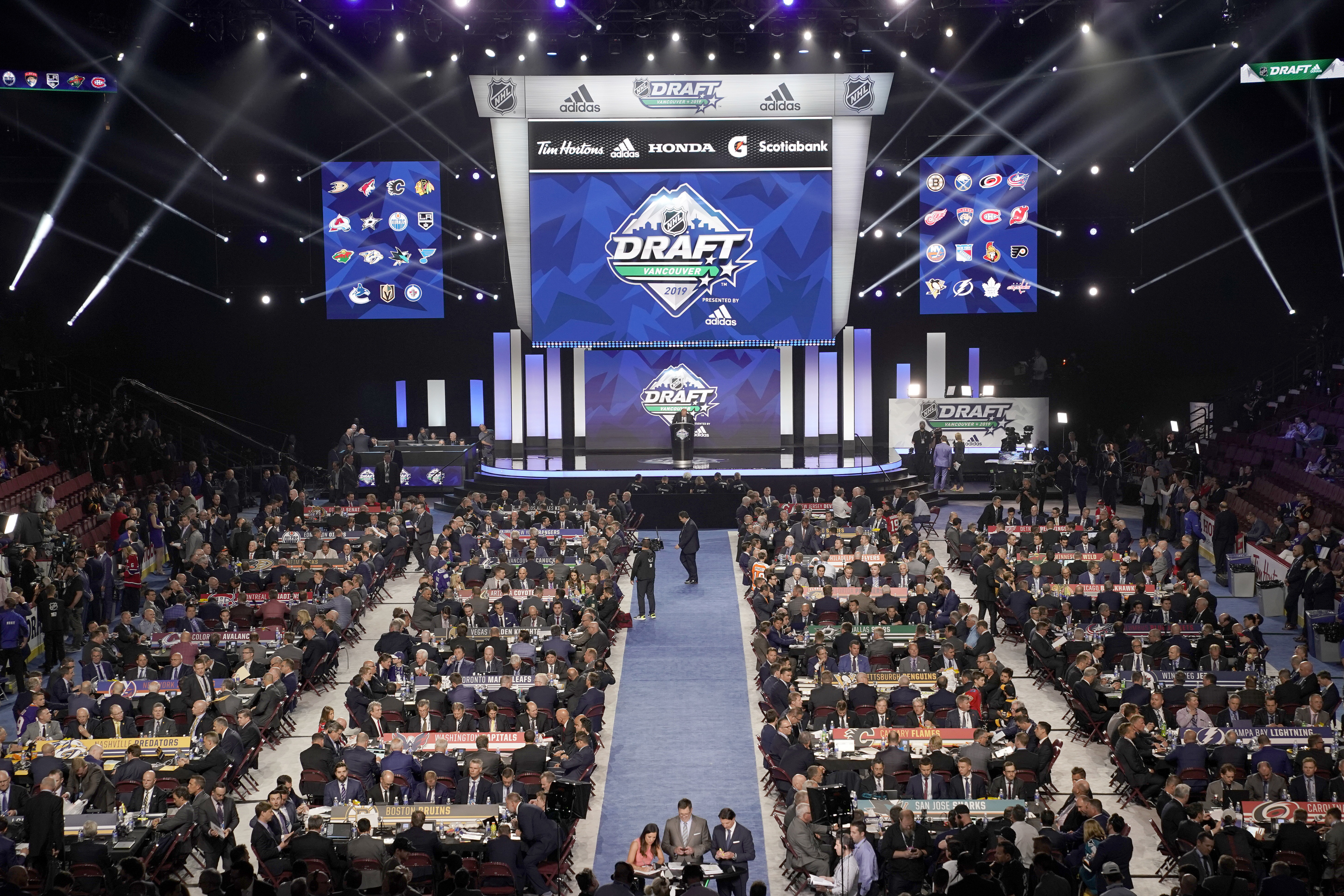 canadiens could host 2021 nhl draft and expansion draft