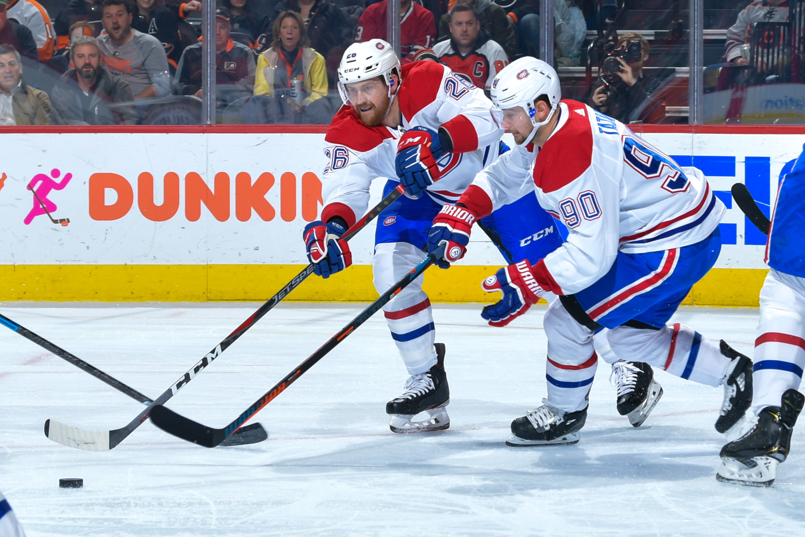 Canadiens Lessons Learned From Craig Rivet Trade Tell Habs To Sell