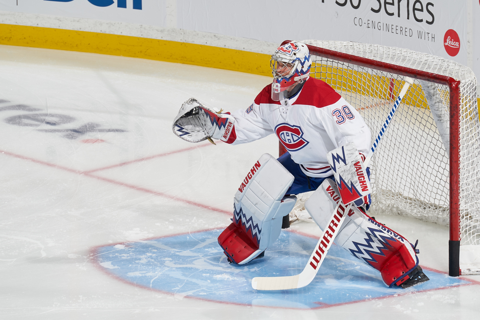 Montreal Canadiens: Can Charlie Lindgren backup Carey Price full time?
