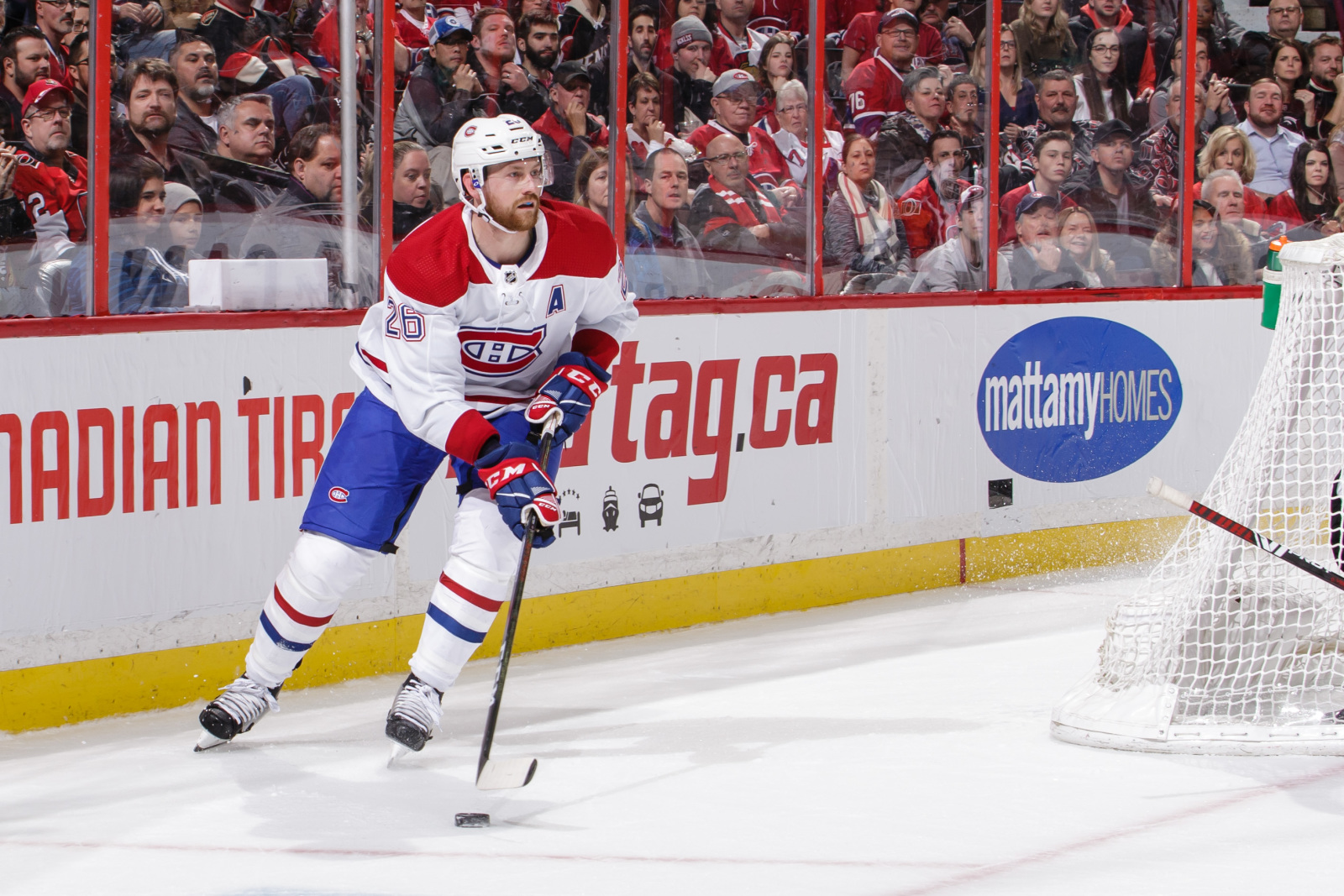 The Hurricanes made an offer to the Montreal Canadiens for Jeff Petry