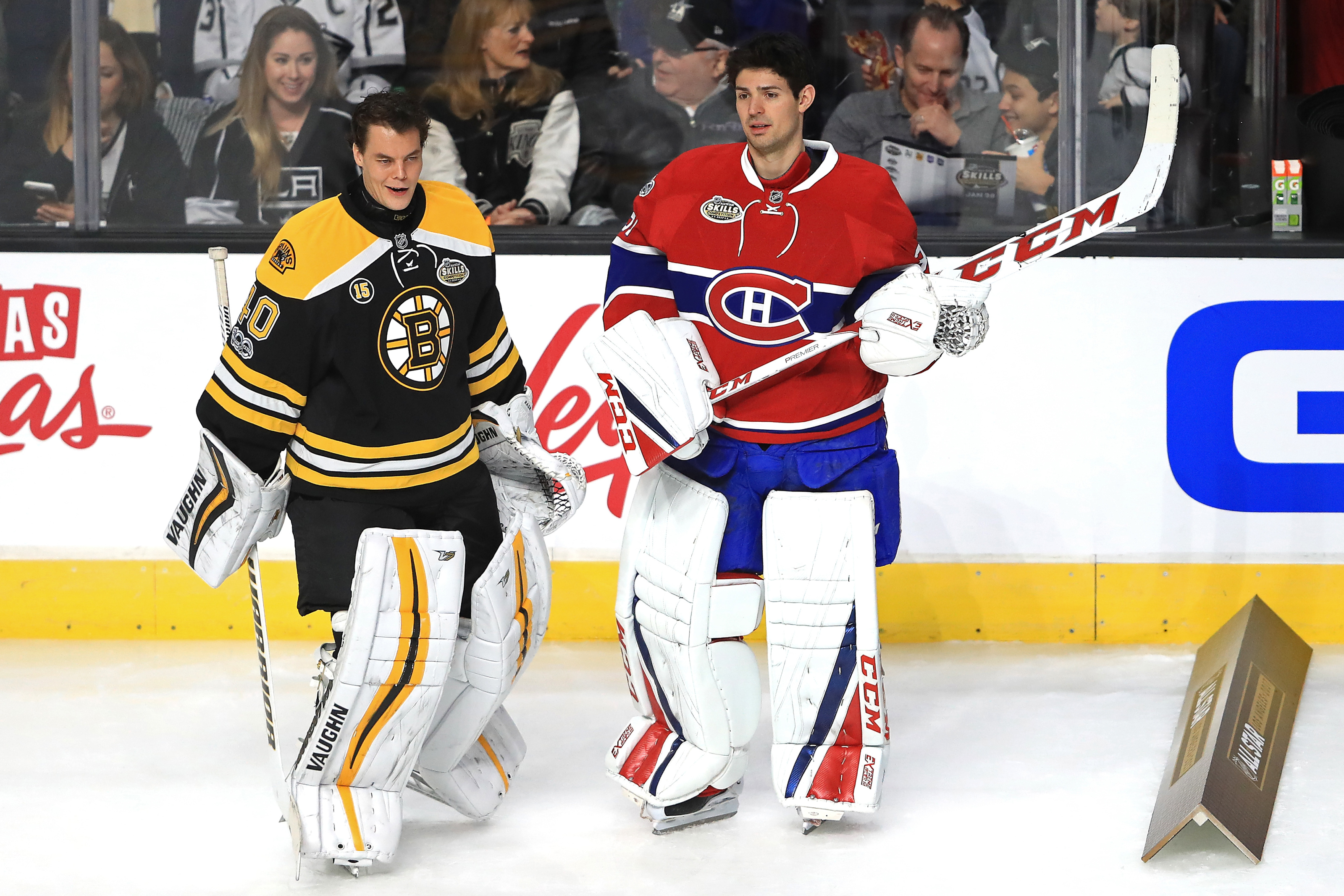 Montreal Canadiens Carey Price Or Tuukka Rask Who Do You Start