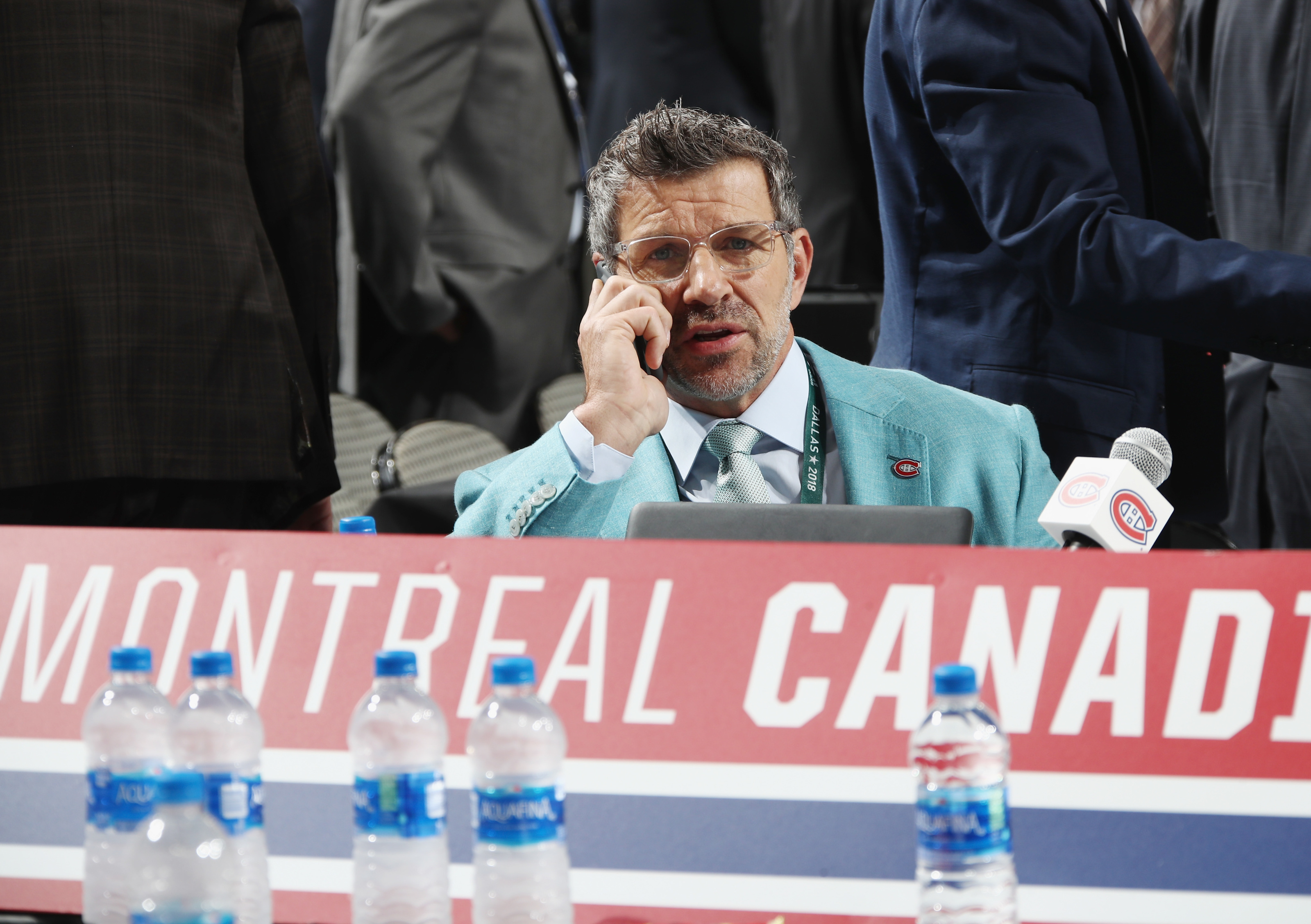 Montreal Canadiens Are Just Close Enough That Marc Bergevin Will Be Convinced Not To Sell