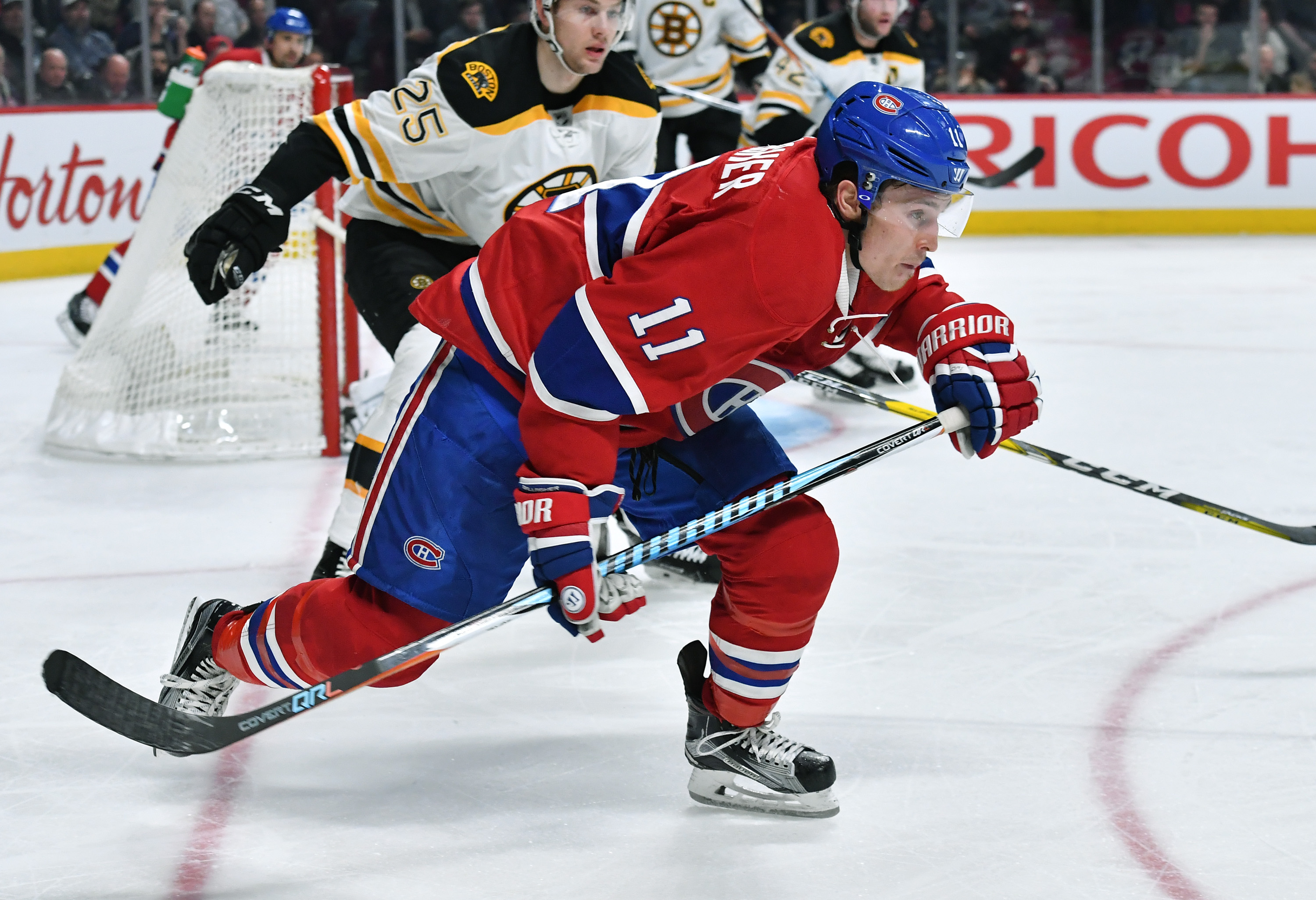 Montreal Canadiens: Brendan Gallagher is the leader of the ...